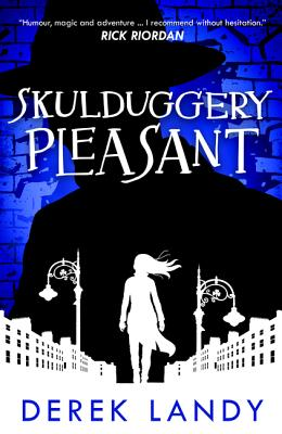 Skulduggery Pleasant Cover Image