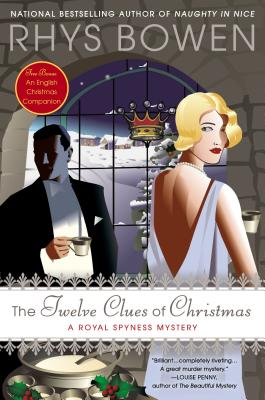 The Twelve Clues of Christmas Cover