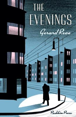 The Evenings Cover