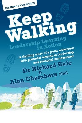 Keep Walking - Leadership Learning in Action Cover