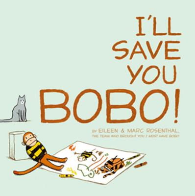 I'll Save You Bobo! Cover