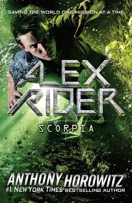 Scorpia (Alex Rider #5) Cover Image