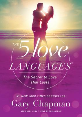 The 5 Love Languages Audio CD Cover