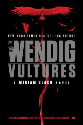 Vultures (Miriam Black #6) Cover Image