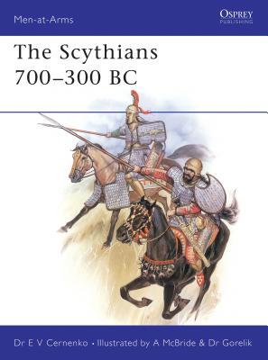 The Scythians 700-300 BC Cover