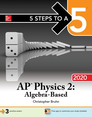 5 Steps to a 5: AP Physics 2: Algebra-Based 2020 Cover Image