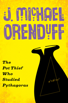 The Pot Thief Who Studied Pythagoras (Pot Thief Mysteries #1) Cover Image