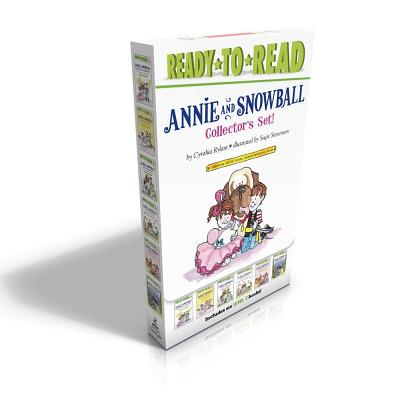Annie and Snowball Collector's Set!: Annie and Snowball and the Dress-up Birthday; Annie and Snowball and the Prettiest House; Annie and Snowball and the Teacup Club; Annie and Snowball and the Pink Surprise; Annie and Snowball and the Cozy Nest; Annie and Snowball and the Shining Star Cover Image