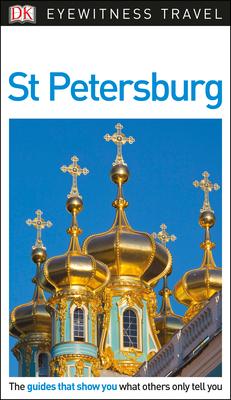 DK Eyewitness St Petersburg (Travel Guide) Cover Image