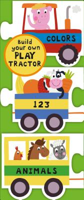 Chunky Set: Play Tractor (Chunky 3 Pack #1) Cover Image