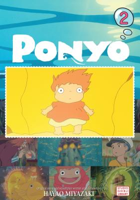 Cover for Ponyo Film Comic, Vol. 2 (Ponyo Film Comics #2)