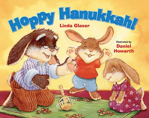 Hoppy Hanukkah! Cover