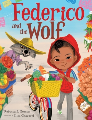 Federico and the Wolf Cover Image