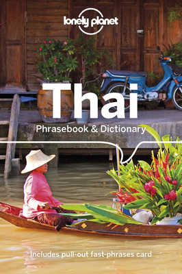Lonely Planet Thai Phrasebook & Dictionary 9 Cover Image
