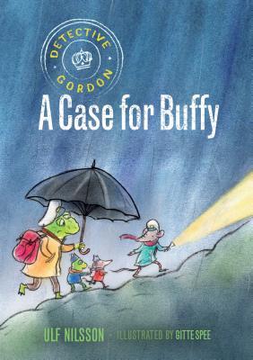 Cover for Detective Gordon