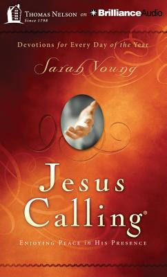 Jesus Calling: Enjoying Peace in His Presence: Devotions for Every Day of the Year Cover Image