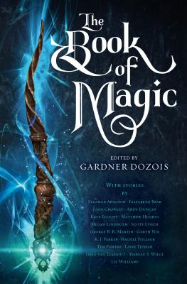 The Book of Magic: A Collection of Stories Cover Image