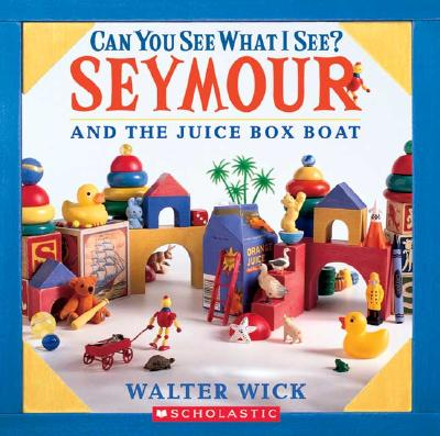 Can You See What I See?: Seymour Builds a Boat: Picture Puzzles to Search and Solve Cover Image