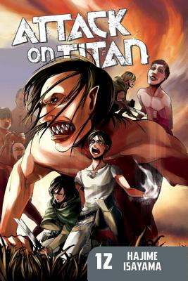 Attack on Titan 12 cover image