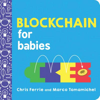 Blockchain for Babies (Baby University) Cover Image