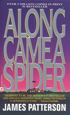Along Came a Spider (Alex Cross Novels) Cover Image