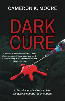 Cover for Dark Cure