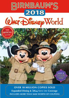 Birnbaum's 2018 Walt Disney World cover image