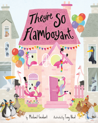 Cover for They're So Flamboyant