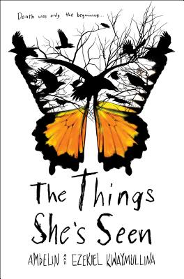 The Things She's Seen Cover Image