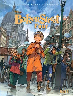 The Baker Street Four, Volume 1 Cover Image