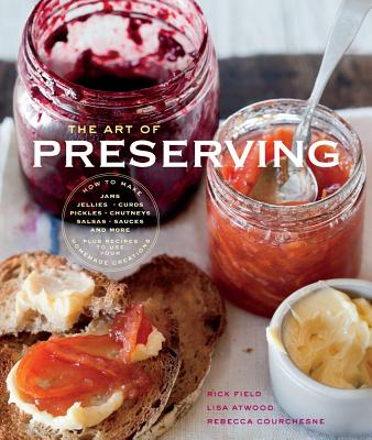 The Art of Preserving Cover