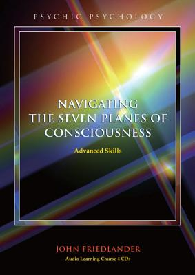 Navigating the Seven Planes of Consciousness Cover