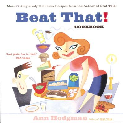 Beat That! Cookbook Cover