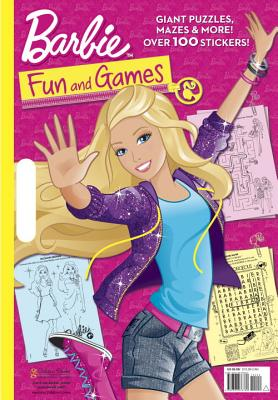 Barbie Fun and Games (Barbie) Cover