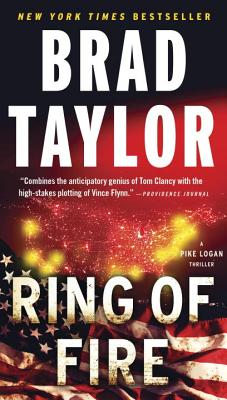 Ring of Fire (A Pike Logan Thriller #11) Cover Image