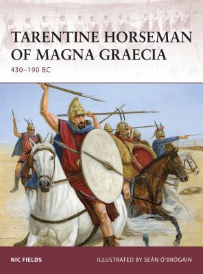 Tarentine Horseman of Magna Graecia Cover