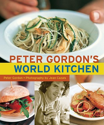 Peter Gordons World Kitchen Cover