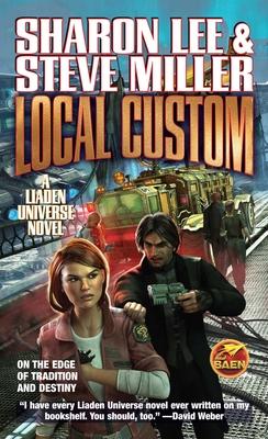 Cover for Local Custom (Liaden Universe® #5)