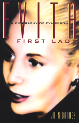 Cover for Evita, First Lady