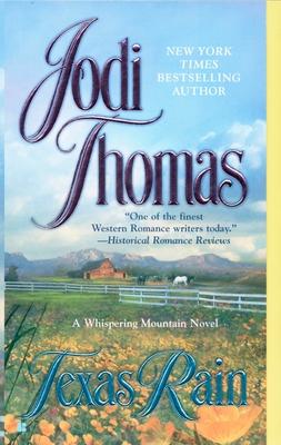 Cover for Texas Rain (A Whispering Mountain Novel #1)