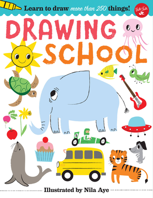 Cover for Drawing School
