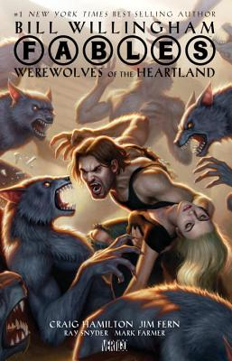 Werewolves of the Heartland Cover