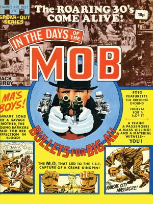 In the Days of the Mob Cover