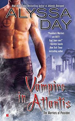 Vampire in Atlantis Cover