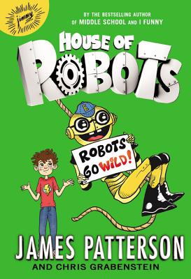 Robots Go Wild! cover image