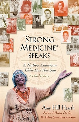 Strong Medicine Speaks Cover