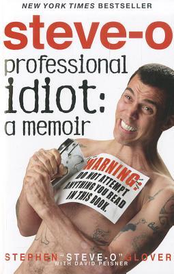 Professional Idiot: A Memoir Cover Image