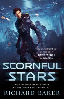 Scornful Stars (Breaker of Empires #3) Cover Image