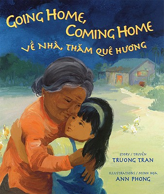 Going Home, Coming Home/Ve Nha, Tham Que Huong Cover