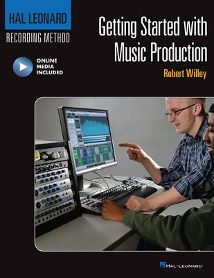 Getting Started with Music Production Cover